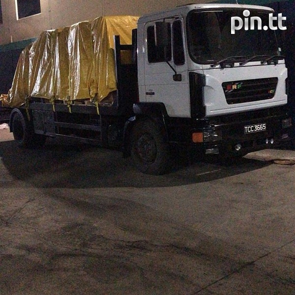 TRANSPORT- 10 Ton Flat Bed Truck For Hire-Chaguanas-2