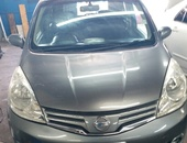 Nissan Note, 2009, PDB