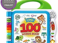 Leap Frog learning friends 100 word book, Green.