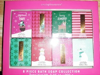 Scented soap set