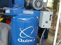 Quincy 80 Gal 7.5H/P Compressor