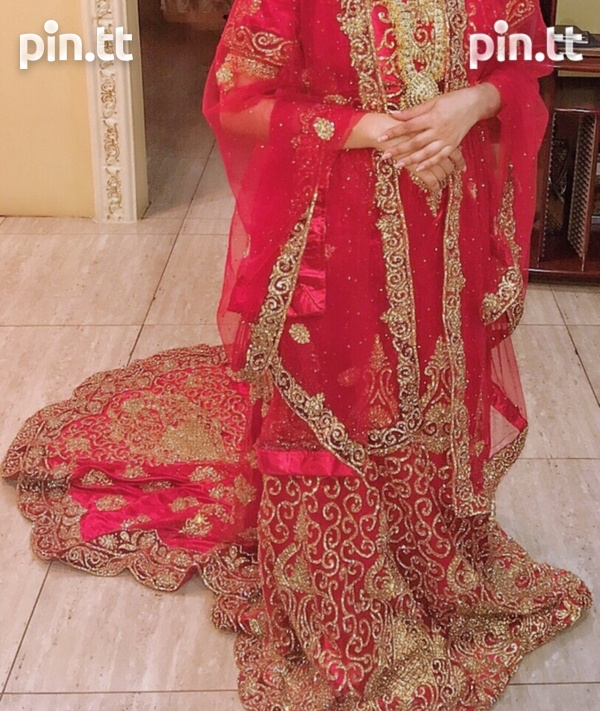 Brand New Bridal Indian Wear-4