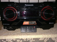 Stereo With Bluetooth