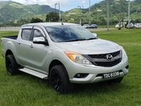 Mazda BT-50 Pickup, 2014, PDC