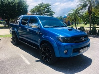 Toyota Hilux, 2008, TCL
