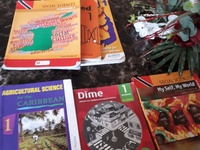 School books for Form 1