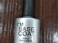 Base and topcoat