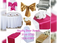 Royalty Decor Rentals