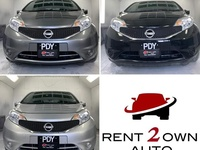 PDY Nissan Notes
