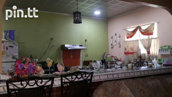 Fully furnished house-6