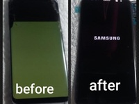 Samsung screen replacements