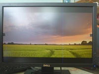 Used 20 inch Dell Monitor