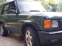 Land Rover Discovery, 2002, PBO