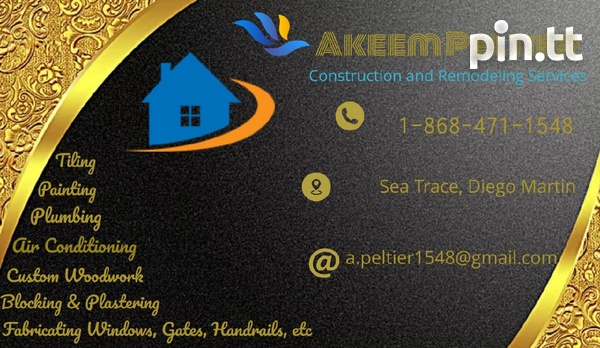 Akeem Peltier Construction and Remodeling Services-1