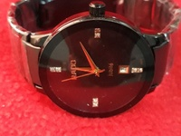 Black RADO Jubilee Wristwatch