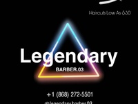 Legendary Barber O.3