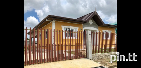 New 3 bedroom house, Central Park, Couva-8