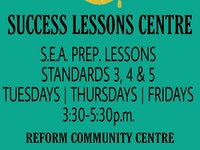 SEA Prep. Drills and Lessons South