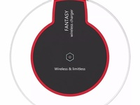Wireless Iphone Charger With Transmitter