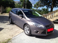 Ford Focus, 2013, PDB
