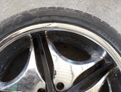 Rims and Tyres 20 inch