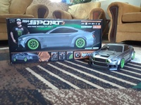 Hpi racing rs4 sport 3 2015 ford mustang rtr spec 5