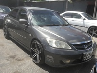 Honda Civic, 2005, PCP
