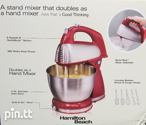 Hamilton Beach cake mixer - new-2