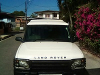 Land Rover Discovery, 2002, PBN