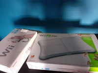 Wii fit with games