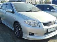 NZE141 Fielder Wagon Body Kit