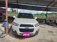 Chevrolet Captiva, 2012, PCW