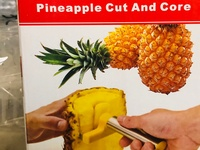 Pineapple Cut And Core
