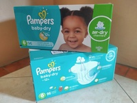 Size 6 Pampers