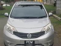 Nissan Note, 2017, PDW