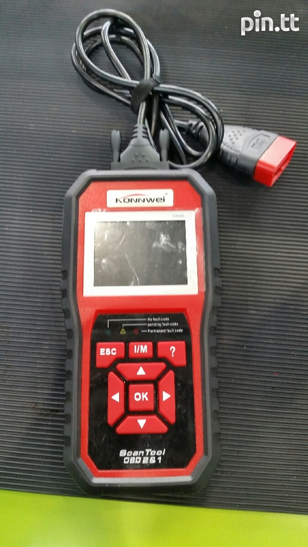 Vehicle diagnostic scan tool-2