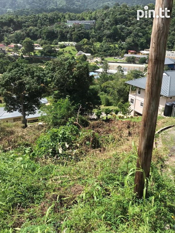 Maracas, St Joseph Land 12,070SQFT-1