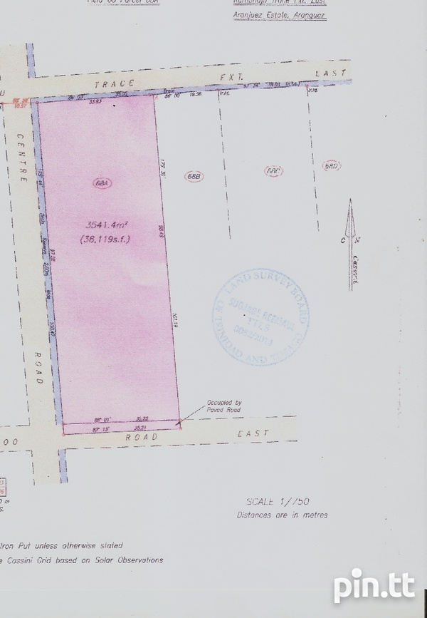 ARANGUEZ 1-Acre near Highway