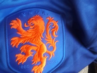 Original world cup replica tee for the Netherlands