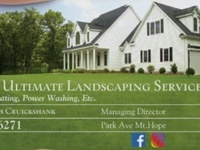 Lawn and general maintenance