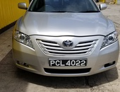 Toyota Camry, 2009, PCL