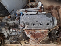 Honda engine and transmission