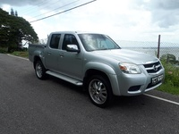 Mazda BT-50 Pickup, 2011, TCT