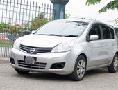Nissan Note, 2010, PDB