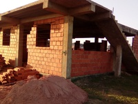 House from foundation to finish