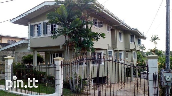 4 Bedroom House Cocoyea San Fernando-1