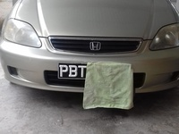 Honda Civic, 1999, PBT