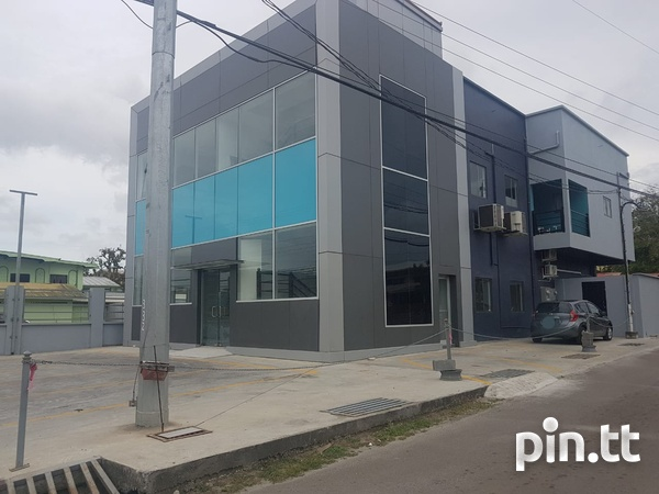 Claxton Bay- First Floor New Commercial Bldg 1400 Sq/ft-8