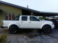 Nissan Frontier, 2009, TCE