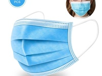 10 Pack Disposable Medical Face Mask With Elastic Ear Loop